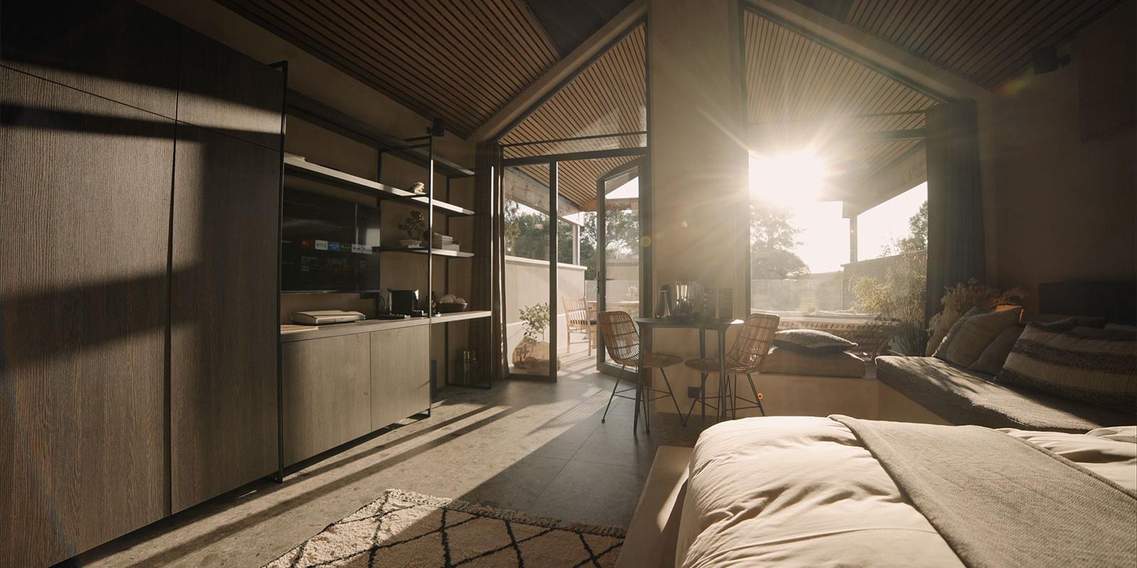 Duplex suite - Duplex suite